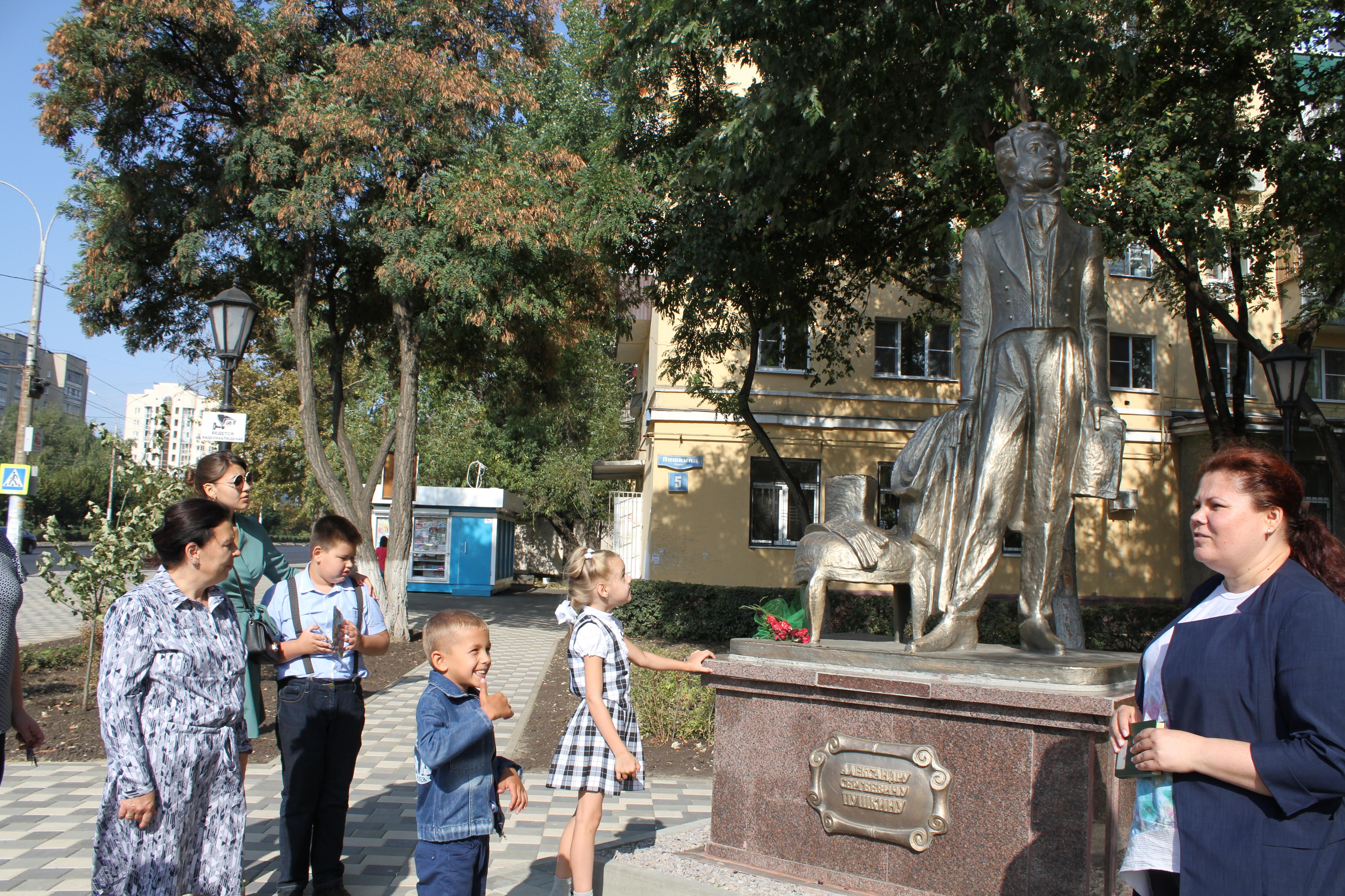 В гости к Пушкину!