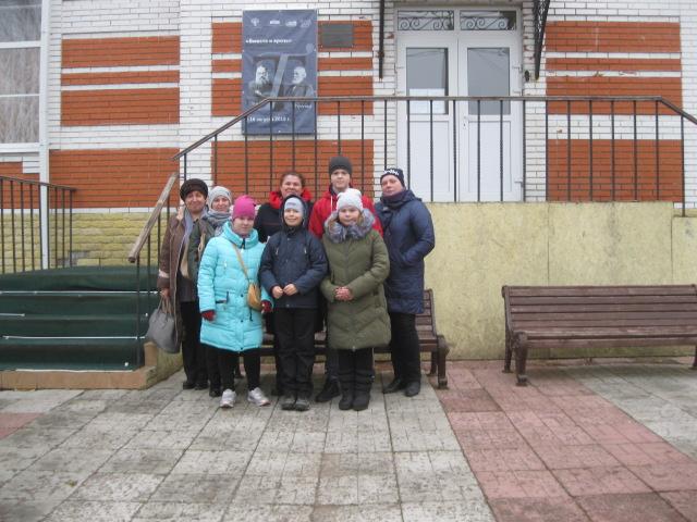 На экскурсию в Астапово