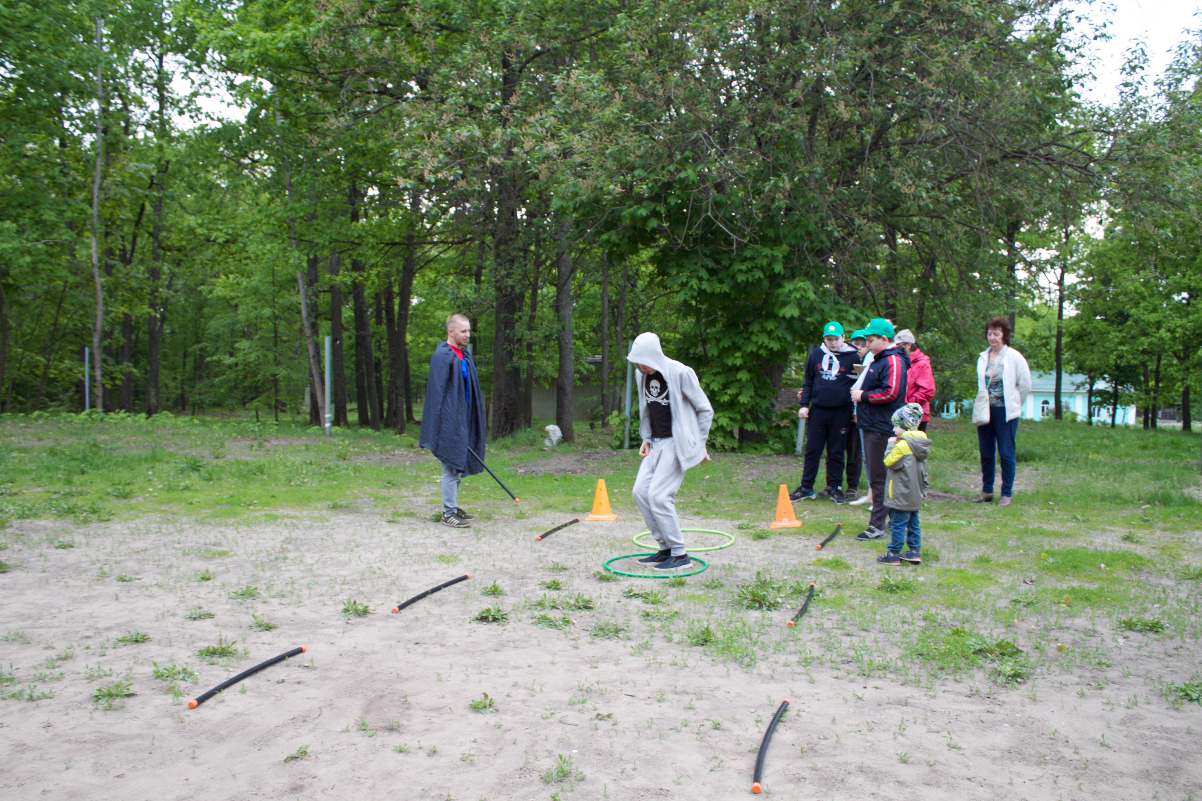 Волшебная смена в волшебном лагере